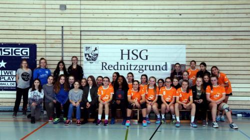 Auftakt der HSG Rednitzgrund