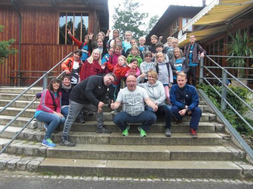Handballcamp Regen