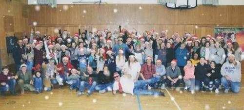 Alle Jahre wieder … HSG-Weihnachtsfeier 2019